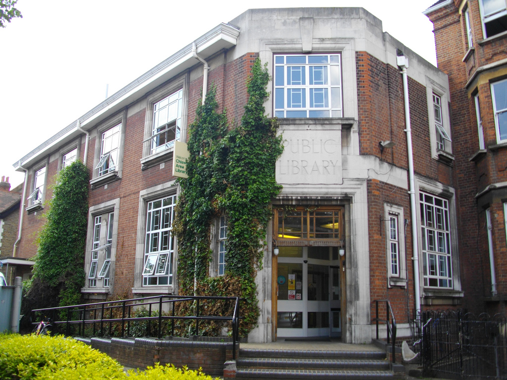 ChiswickLibrary